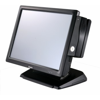 POS-компьютер моноблок Sam4s SPT4700, 2Gb, HDD, MSR